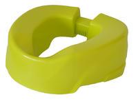 Nástavec na WC 10cm CLIP Up žlutý