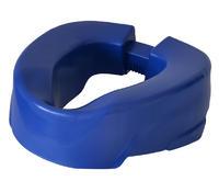 Nástavec na WC 10cm CLIP Up modrý