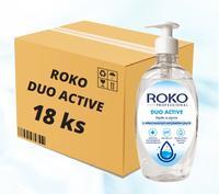Antibakteriální mýdlo Roko Professional 0,5l - karton 18ks