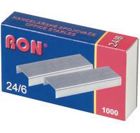 Spojovače  24/6 - 6 mm, 1000 ks