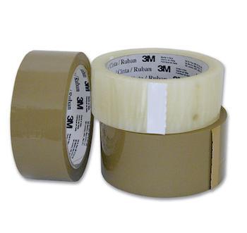 Lepící páska transparentní 50mm x 66 m