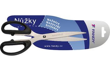 Nůžky kancelářské 21cm