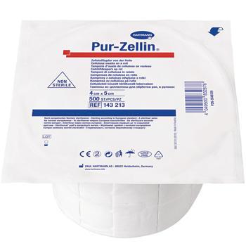 Pur-Zellin vata buničitá dělená 40 x 50mm/500 ks