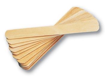 Lopatka ústní dřevěná 100 ks