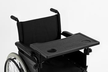 Stolek k vozíku H 011  - 1