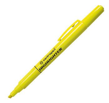 Zvýrazňovač 8722 žlutý