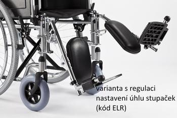 Invalidní vozík Timago H011 BD  - 5