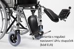 Invalidní vozík Timago H011 BD - 5/5
