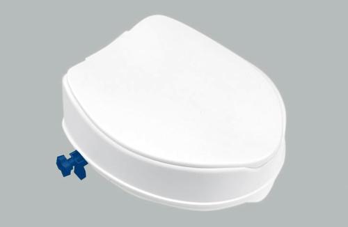 Nástavec na WC 10cm s poklopem Thuasne W1840 005
