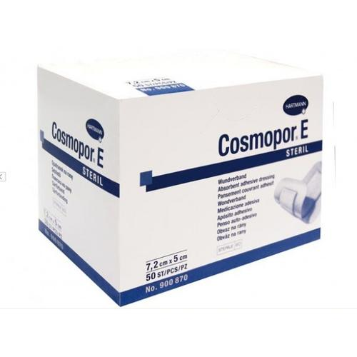 Cosmopor E sterilní - různé rozměry 7,2 x 5 cm, 50 ks