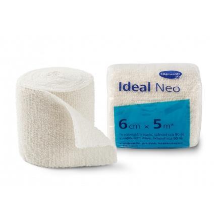 Obinadlo pružné Ideal Neo - různé rozměry 8cm x 5m, 1ks