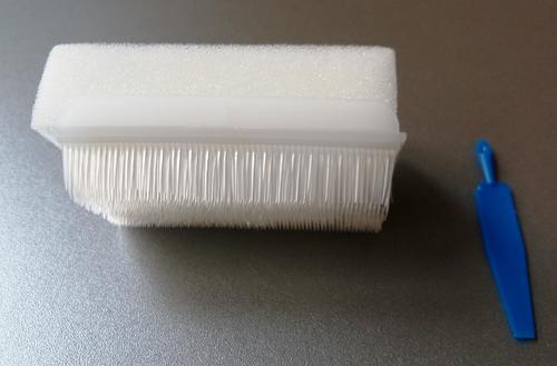 Čistící kartáček bez dezinfekce , sterilní