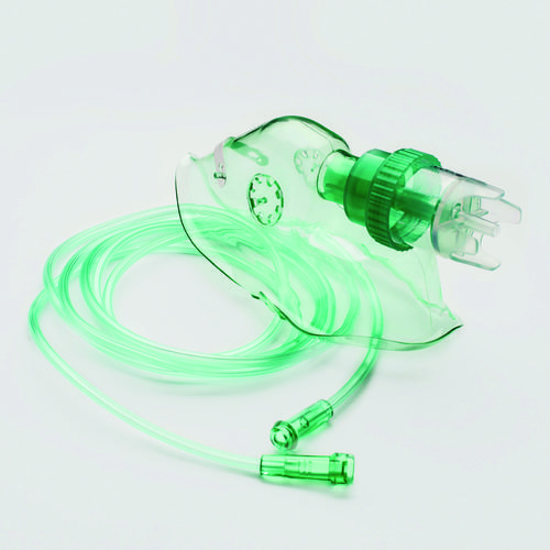 Kyslíková maska s nebulizátorem a hadičkou 2,1 m vel. L