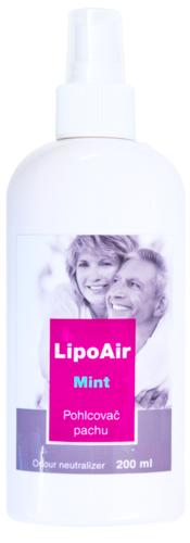 LipoAir pohlcovač pachu - více variant Mint