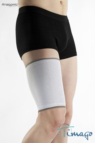 Bandáž stehna elastická - M