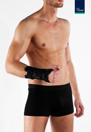 Ortéza zápěstí s výztuhou levá, XL (obvod zápěstí 21-23cm)