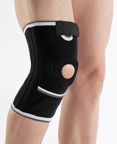 Ortéza kolenní se stabilizací pately XXL - pro obvod češky 44-47cm